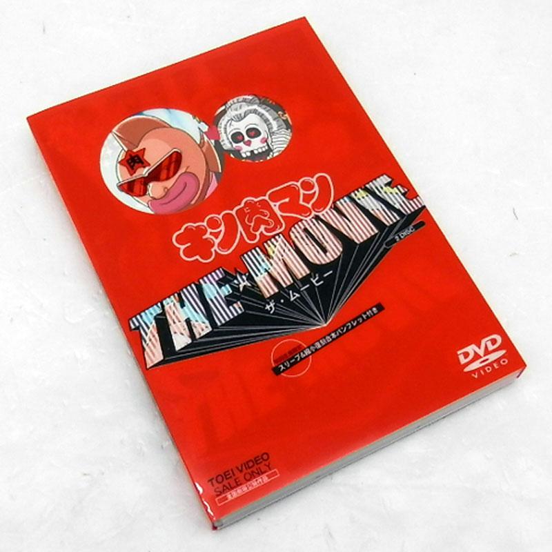 【中古】《DVD》キン肉マン THE MOVIE /アニメ【山城店】