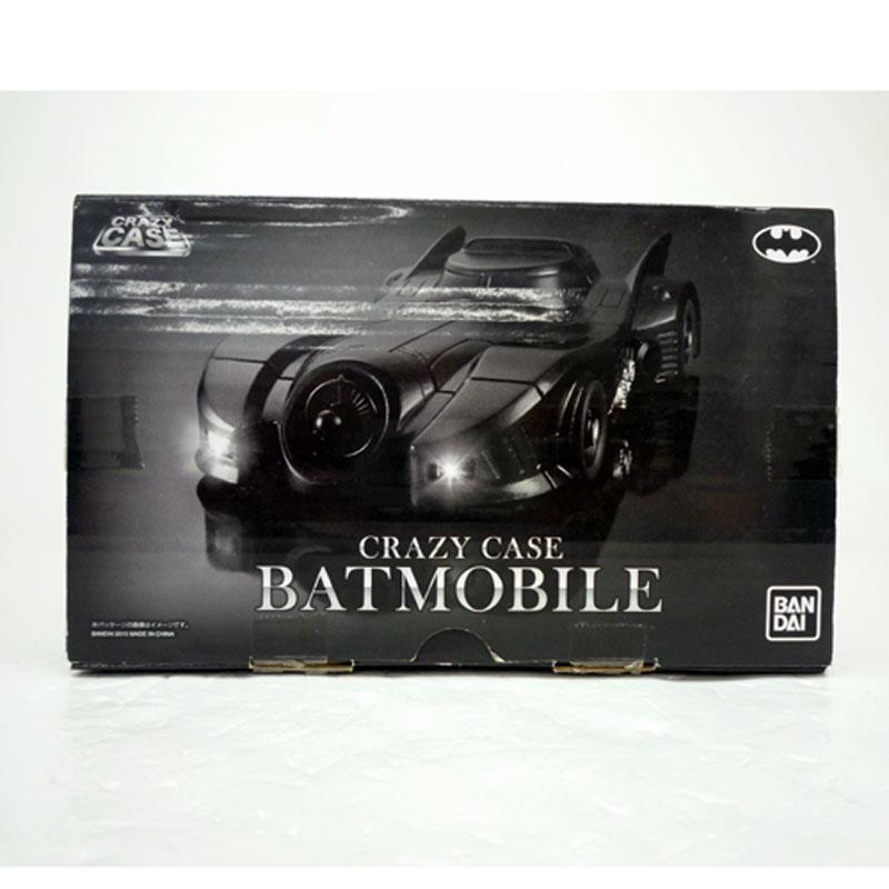 【中古】バンダイ バットマン バットモービル CRAZY CASE BATMOBILE 【おもちゃ】【山城店】