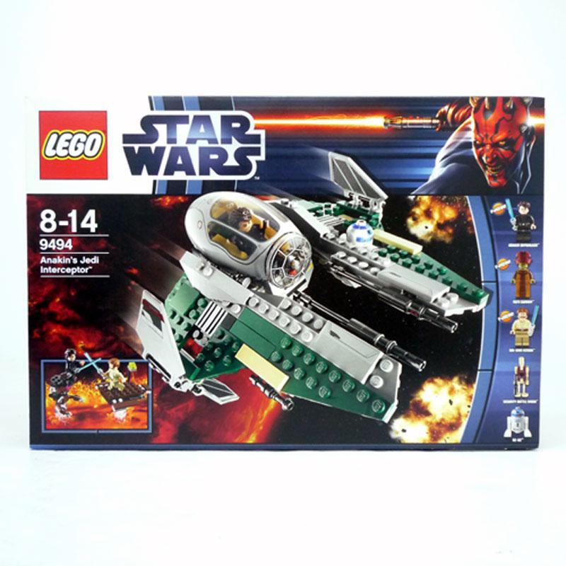 【中古】《未開封》レゴ (LEGO) スター・ウォーズ アナキンのジェダイ・インターセプター 9494【おもちゃ】【山城店】