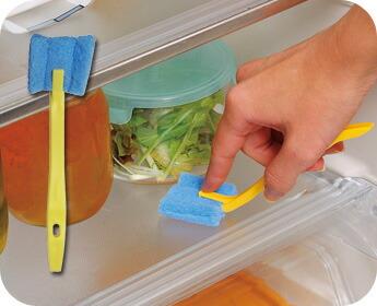 SU744 冷蔵庫すみっこ用不織布