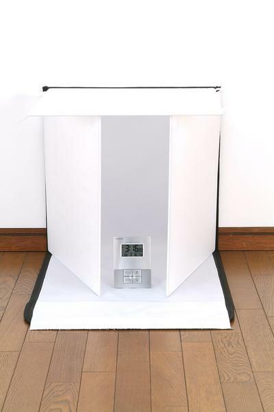 写真スタジオ 撮影ボックス 撮影ブース フォトスタジオ 撮影キット 4色スクリーン付 ビッグサイズ 撮影セット