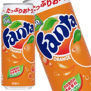 コカコーラ ファンタオレンジ 500ml缶×48本[24本×2箱] 北海道、沖縄、離島は送料無料対象外 [送料無料]【3~4営業日以内に出荷】