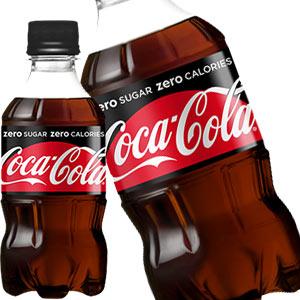 コカコーラ コカ・コーラゼロシュガー300mlPET×24本 北海道、沖縄、離島は送料無料対象外 [送料無料]【3~4営業日以内に出荷】