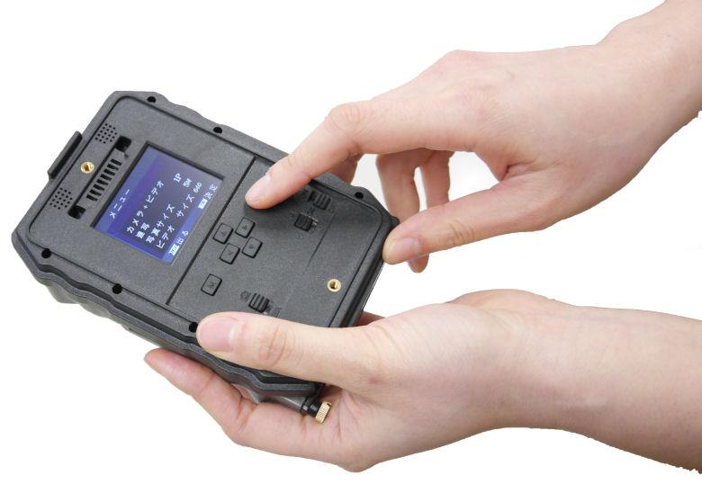 ファームエイジ株式会社 センサーカメラ WAMキャプチャー