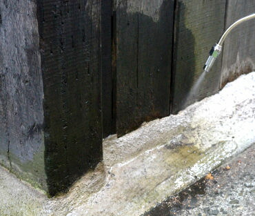白蟻駆除ミケブロック