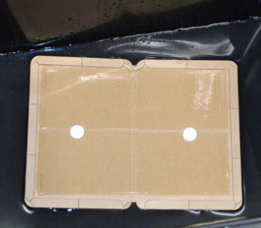シクラボード ネズミ用粘着板