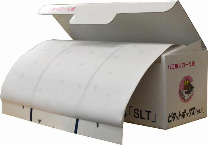 ハエとりロール紙 ピタットボックス