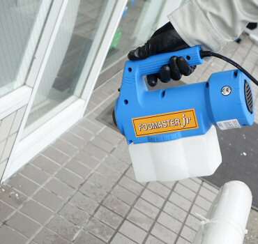 小型ミスト器 電動噴霧器
