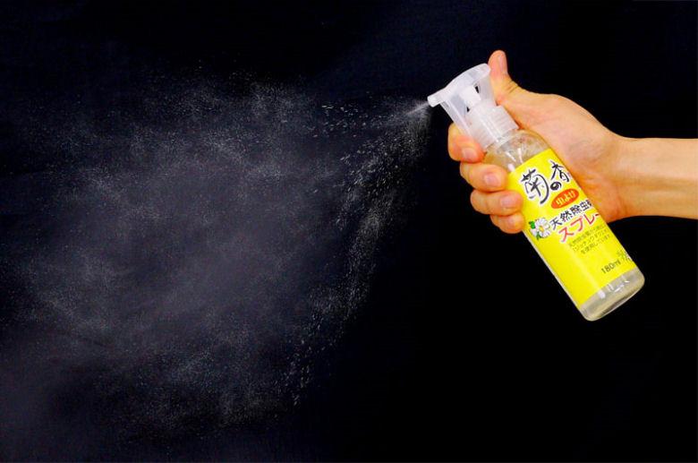 株式会社児玉兄弟商会 天然除虫菊配合 菊の香り 虫よけスプレー