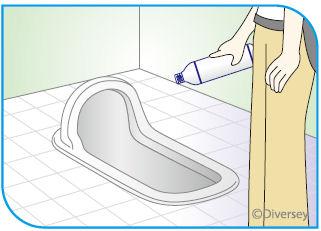 ディバーシー 酸性トイレクリーナー