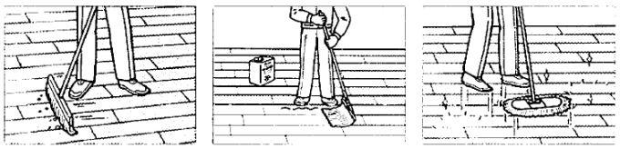 ペンギンワックス ルックス 木床用ワックス