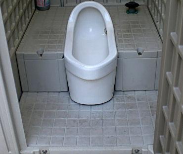 仮設トイレ専用消臭剤