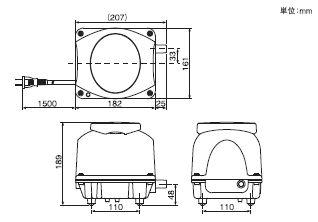 フジクリーン工業 マルカブロワEcoMac 浄化槽用ブロア エアーポンプ ブロワ