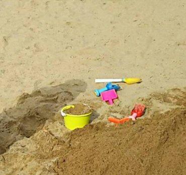 砂場殺菌消毒剤
