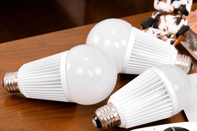 LED電球でのご使用をお勧めします