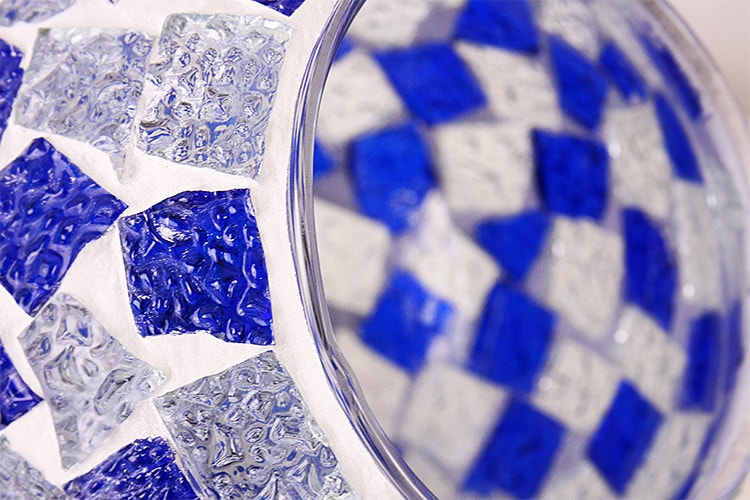 モザイク ガラス ペンダントライト ビードロ