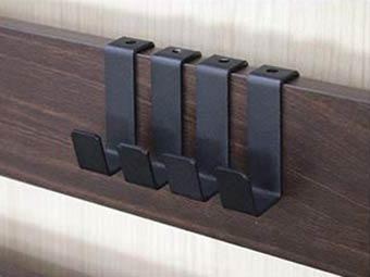 木製突っ張り飾り棚 45cm幅 詳細
