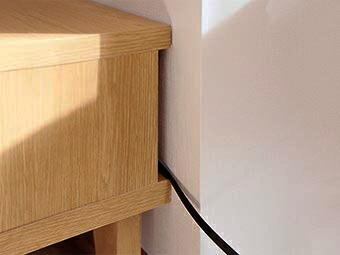 オープンタイプのシンプルテレビボード デルタ DELTA 詳細