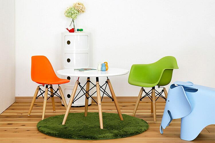 北欧家具にマッチする、おしゃれな子供用の椅子のおすすめは?