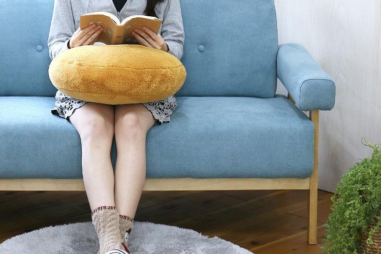 北欧風ソファ 二人掛け ココン cocon 快適でボリューム感のある座面