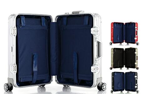top14 スーツケース キャリーケース キャリーバッグ M Mサイズ アルミ フレーム LEGEND WALKER 中型【アウトレット】※リモワ ではありません(SUITCASE)