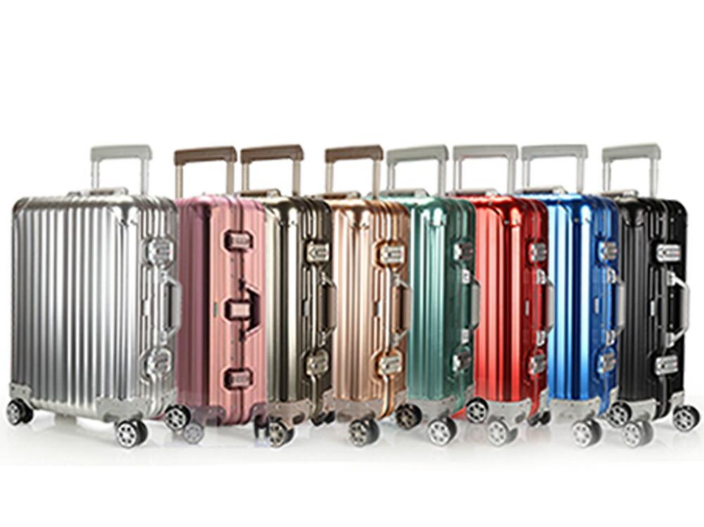 top16 スーツケース キャリーケース キャリーバッグ M Mサイズ アルミ フレーム LEGEND WALKER 中型【アウトレット】※リモワ ではありません(SUITCASE)