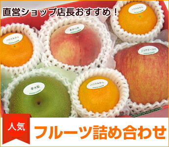 フルーツ詰合せ