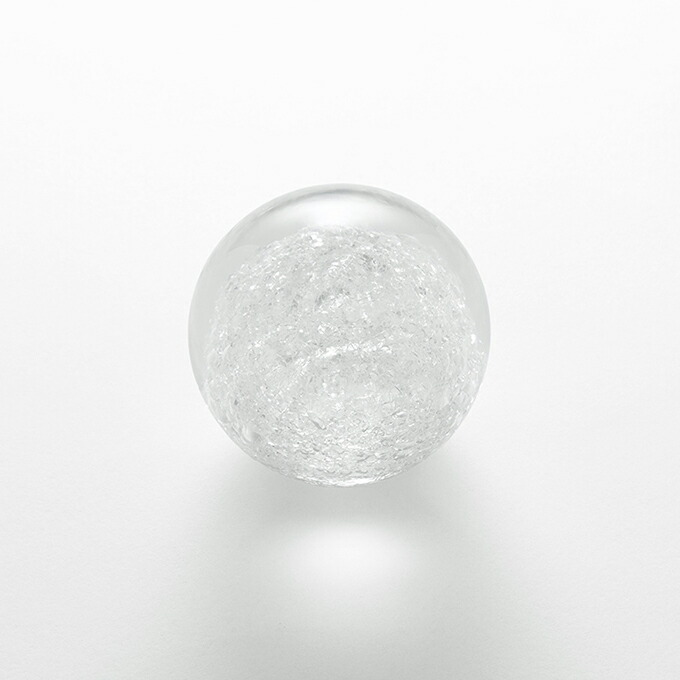 PerrocalienteペーパーウエイトSECCA1球小60mm