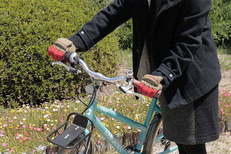 エヴォログ スマートフォン手袋 MIT