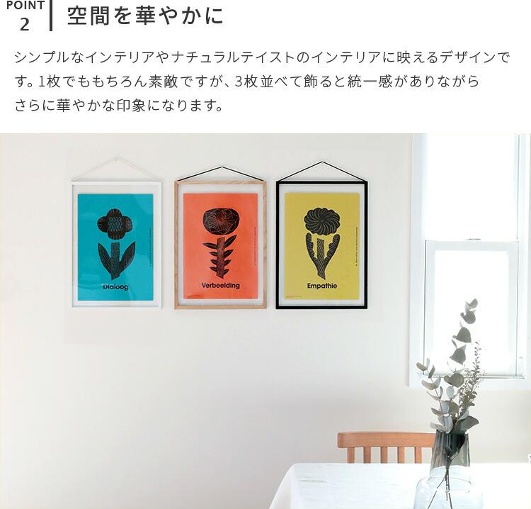 鹿児島睦 ZUAN&ZOKEI ポスター B4