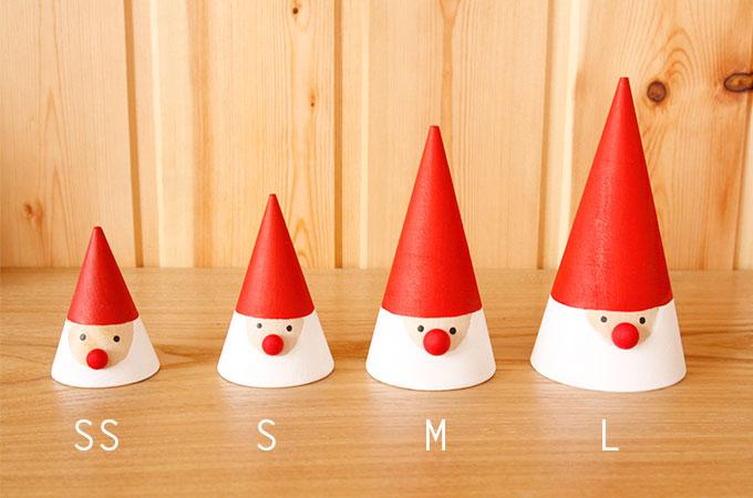 ラッセントレー スウェーデンクリスマストムテ Mサイズ