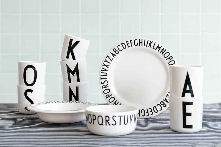 デザインレターズ メラミンカップ