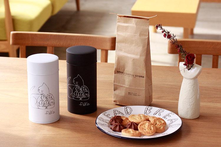 コーヒー缶 fika [フィーカ]
