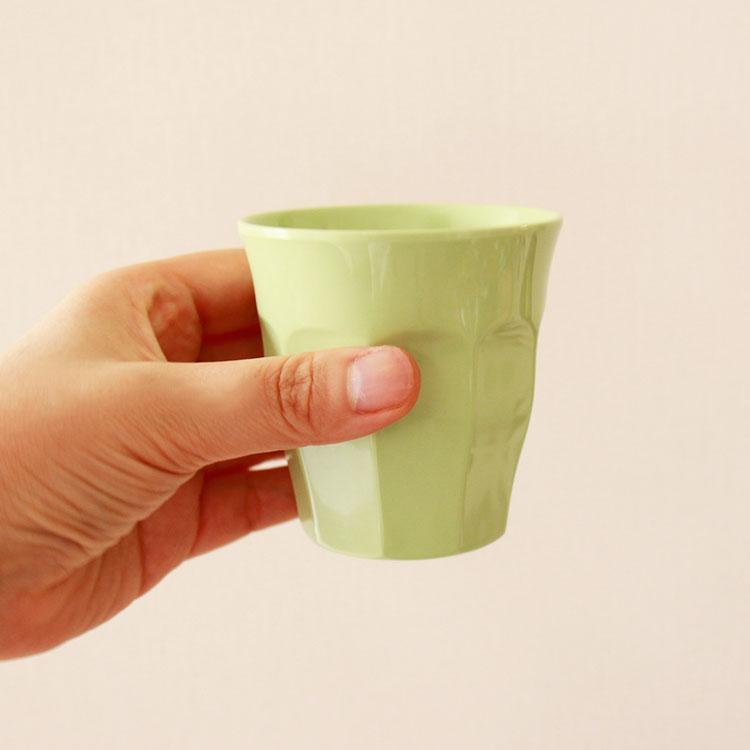 rice メラミンカップ 6個セット 150ml