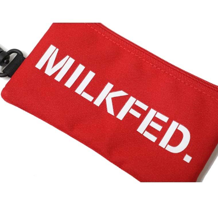 MILKFED,ミルクフェド,ボディバッグ,ウエストポーチ,ヒップバッグ