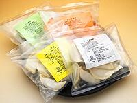 福島餃子のパッケージ