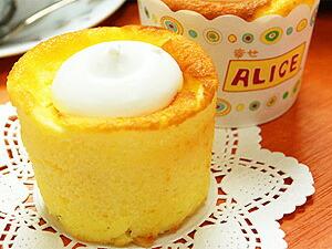 カップチーズケーキ