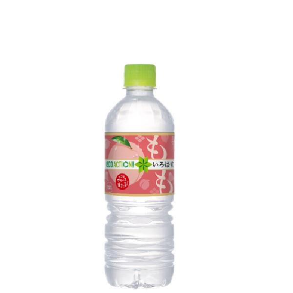 【水いろはす白桃い・ろ・は・す】
