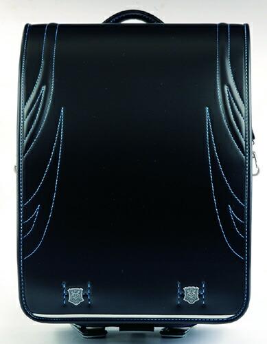 ノーベルキッズ(NOBELKIDS)男の子キュービー型フラットファイルA4対応フィットちゃんランドセル(87866-xx)