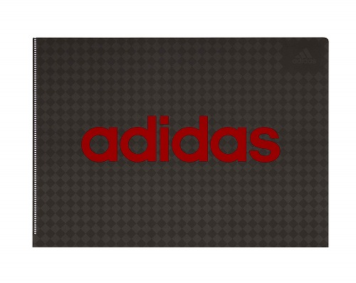 アディダス[adidas](AI02)クリアホルダー(クリアファイル)(CHA4AI01.15)