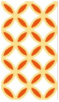 千代マステ(千代紙柄マスキングテープ)七宝(55-6501)