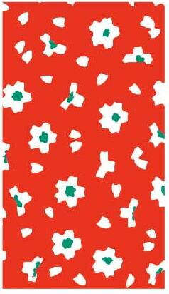 千代マステ(千代紙柄マスキングテープ)小桜(55-6502)