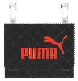 プーマ(PUMA)ポケットポーチ(ポシェットポケット/ティッシュ入れ・小物入れポケット)ブラック(PM188BK)