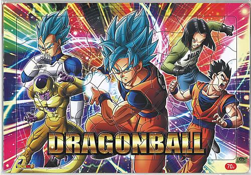 ドラゴンボール超(スーパー)「DRAGONBALLSUPER」B4パズル70片(151-2708-02)