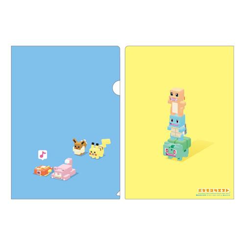 ポケットモンスターサン&ムーン[ポケモンSun&Moon]ポケモンクエストシリーズクリアファイルB(377-4040-10)