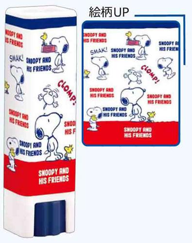 スヌーピー[Snoopy]PEANUTSカドヌリスティックのり(固形糊)(CR50351)