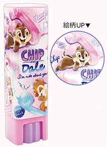 ディズニーチップ&デール[DisneyChip'nDale]クラックス(CRUX)カドヌリスティックのり(固形糊)(CR56013)