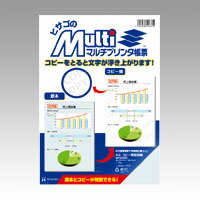 マルチプリンタ帳票[ヒサゴ]A4判・コピー判別用紙(BP2060)