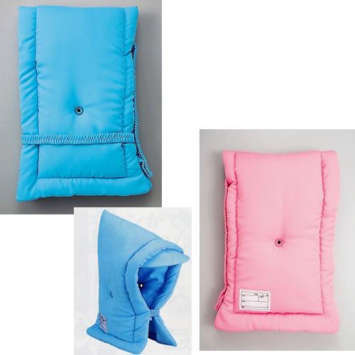 防災ずきん(子供用)座布団としても使えます学童用防災頭巾(KR010)