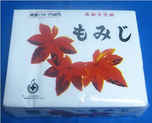 化粧紙「高級京花紙もみじ」(1袋)(fs-1A30002)
